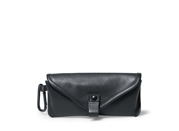 CHASE BLACK LEATHER - Steve Madden