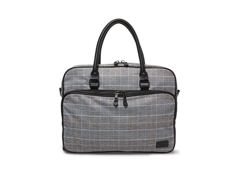 MM-852 GREY PLAID