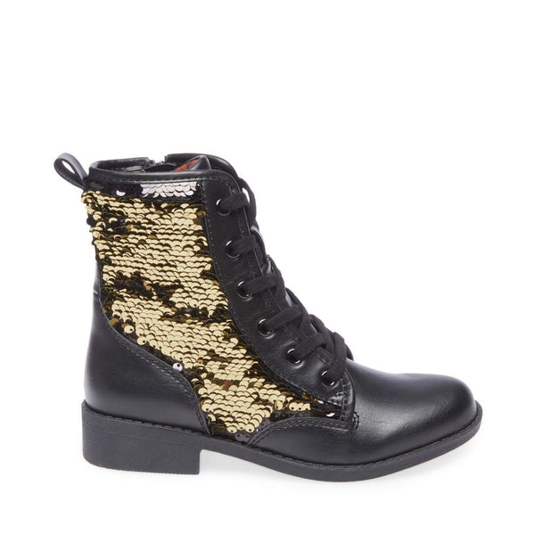 JREGAL BLACK MULTI - Steve Madden