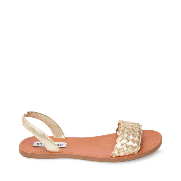 ADDISON CHAMPAGNE LEATHER - Steve Madden
