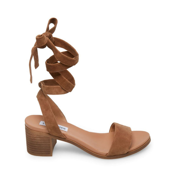 ea7374bfe92 ADRIANNE CHESTNUT SUEDE