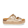 ANNIKA GOLD LEATHER