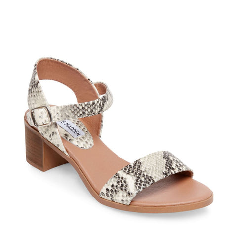 APRIL NATURAL SNAKE - Steve Madden