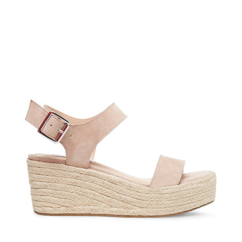 BREE NUDE SUEDE - Steve Madden