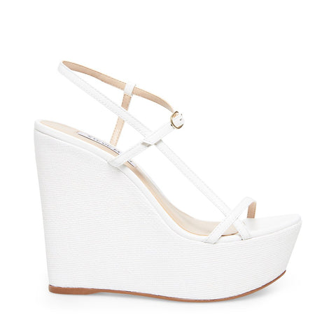 CABRINI WHITE LEATHER