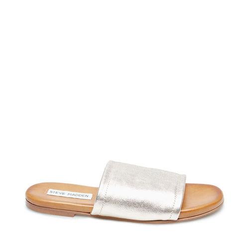 CAPARZO PLATINUM LEATHER - Steve Madden