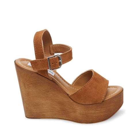 CELLESTE CHESTNUT SUEDE
