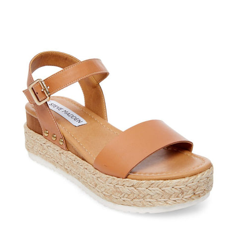 CHIARA NUDE LEATHER - Steve Madden