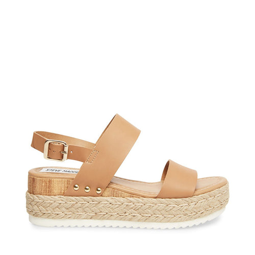 CICI NUDE LEATHER - Steve Madden