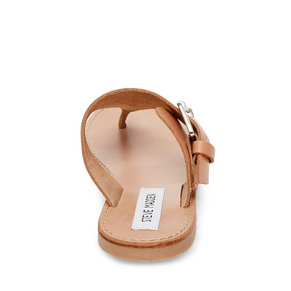 CLARA NATURAL LEATHER - Steve Madden