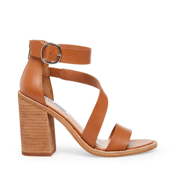 cc8208858c COLLINS COGNAC LEATHER - Steve Madden