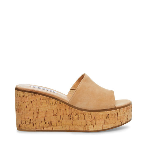DESIREE CAMEL SUEDE