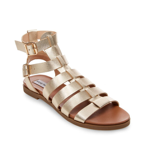 DIEGO GOLD LEATHER - Steve Madden