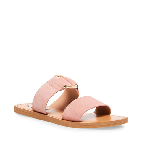 DIGGY BLUSH SUEDE - Steve Madden
