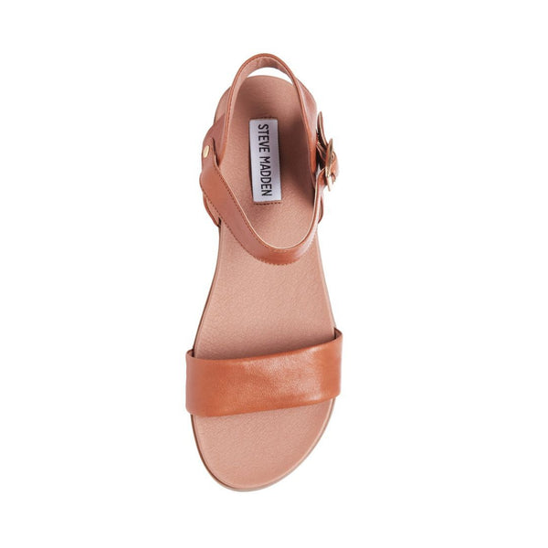 DINA TAN LEATHER - Steve Madden