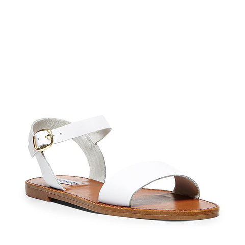 0f4c00be5 Donddi white leather steve madden jpg 480x352 White sandals