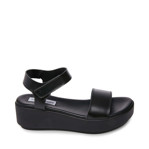 EASTSIDE BLACK LEATHER – Steve Madden