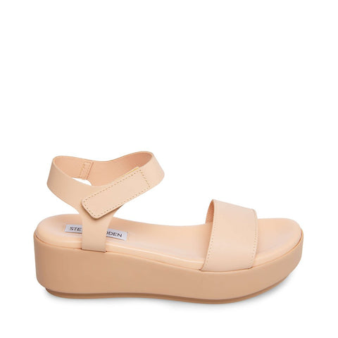 EASTSIDE NUDE LEATHER - Steve Madden
