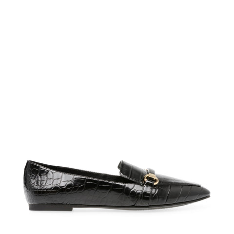 GWYNN BLACK CROCODILE