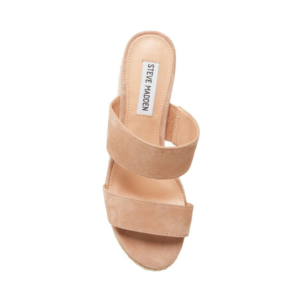 9a815b54d1 HAPPY NUDE SUEDE – Steve Madden
