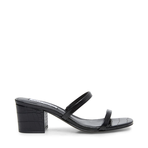 ISSY BLACK CROCODILE