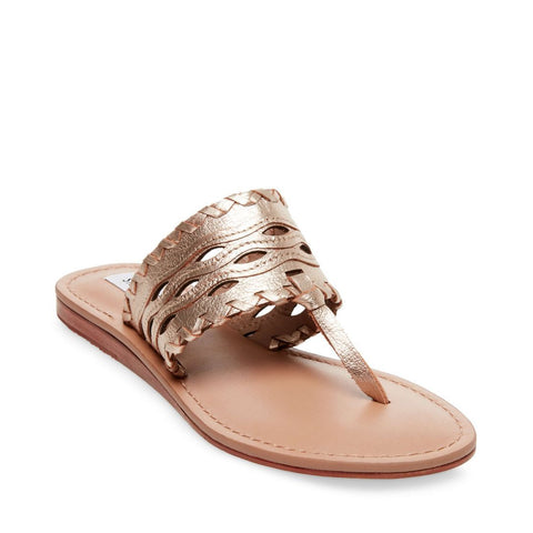 KARREN GOLD LEATHER