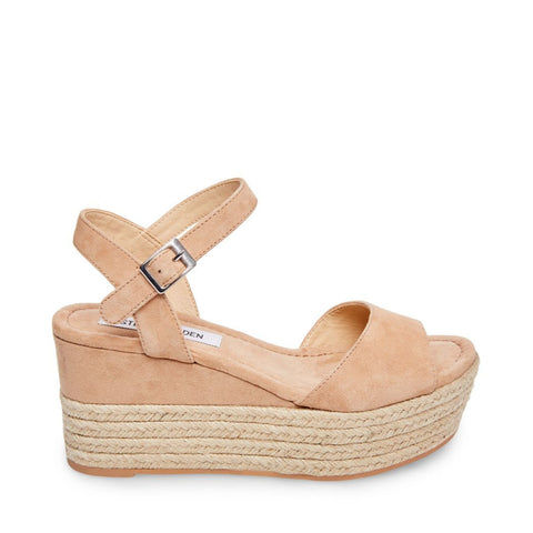 7492a8b849 Nude Heels, Nude Wedges & Nude Sandals   Steve Madden   Free ...