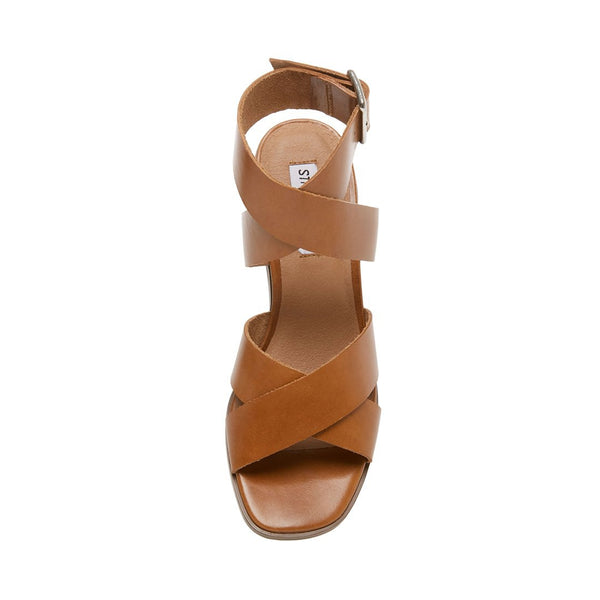 619051d16df4 LILIAN NATURAL LEATHER – Steve Madden