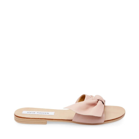 MARLOW PINK LEATHER - Steve Madden