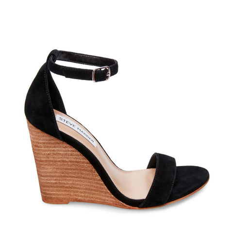 bb5b6193838 MARY BLACK SUEDE – Steve Madden
