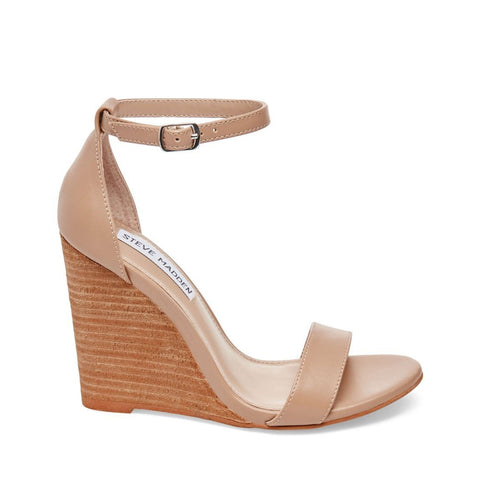 MARY NATURAL LEATHER - Steve Madden