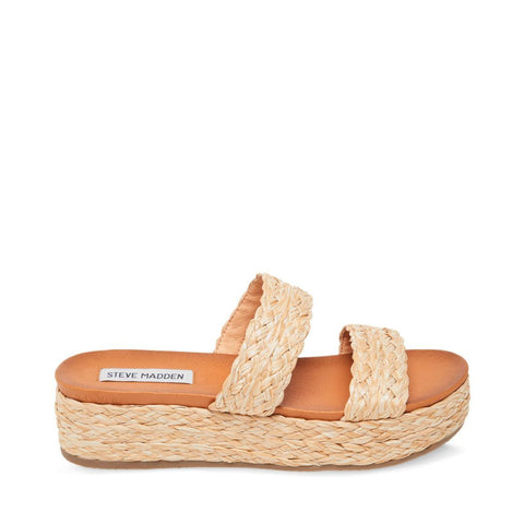 OLYMPIA NATURAL - Steve Madden