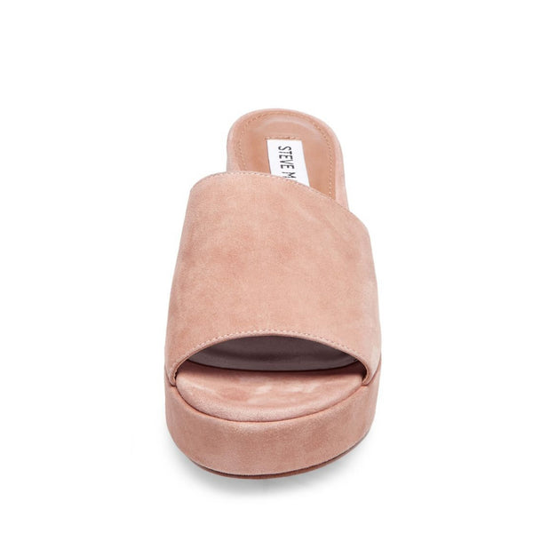 RELAX BLUSH SUEDE - Steve Madden