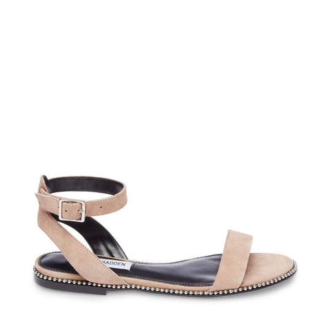 SALUTE BLUSH SUEDE - Steve Madden