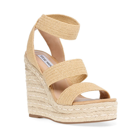 SHIMMY NATURAL RAFFIA