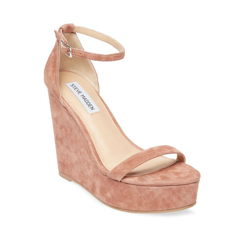 SUCCEED TAN SUEDE - Steve Madden