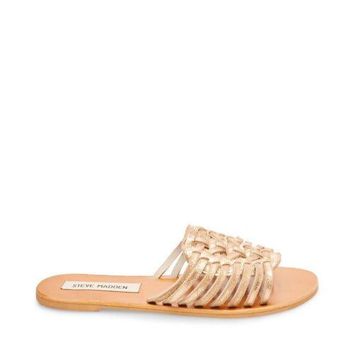 TEMPTED GOLD LEATHER - Steve Madden