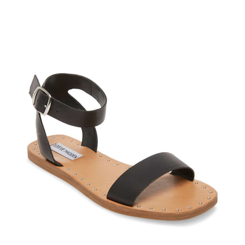 TORRI BLACK LEATHER - Steve Madden