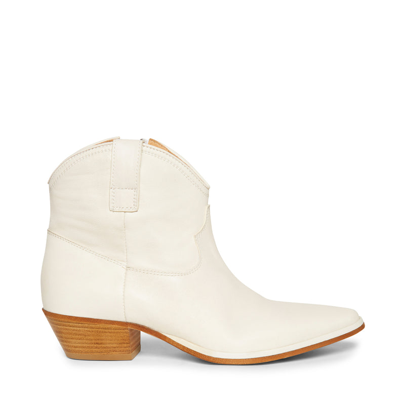 ELIOTT WHITE LEATHER