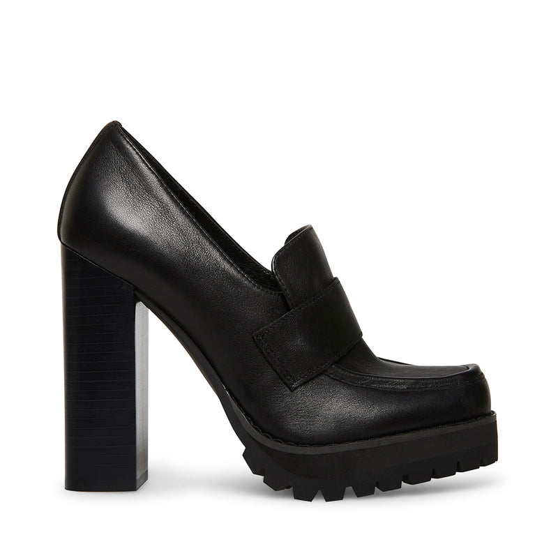 ODETTE BLACK LEATHER