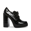 TRISTIE BLACK CROCODILE