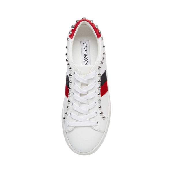 BELLE WHITE MULTI - Steve Madden