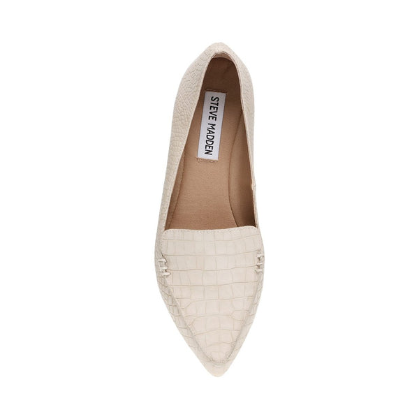 FEATHER TAUPE CROCODILE - Steve Madden
