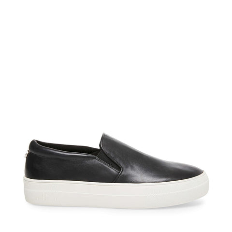 GILLS BLACK LEATHER - Steve Madden