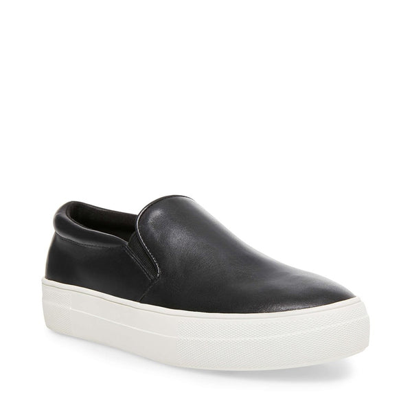 dc63eb9021f8 GILLS BLACK LEATHER – Steve Madden