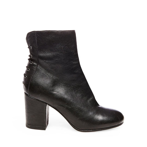 77be96c4819 ABDELLA BLACK LEATHER - Steve Madden ...