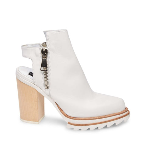 ARIELLEE WHITE LEATHER