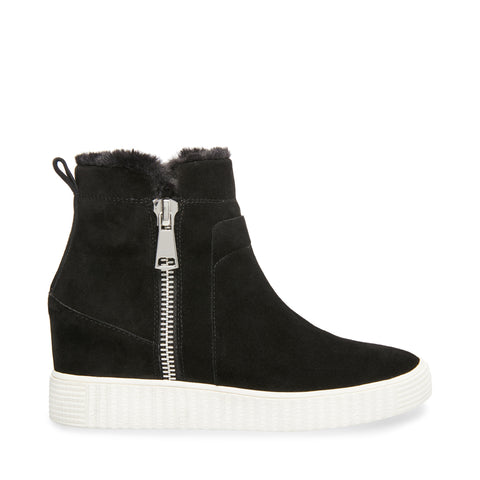 BAMBY BLACK SUEDE