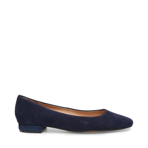 BANTRY NAVY SUEDE