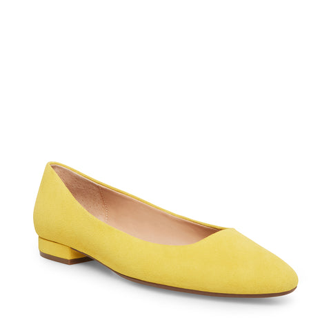BANTRY YELLOW SUEDE